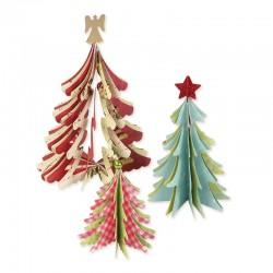 Fustella Sizzix Bigz B . Walton - Christmas Tree