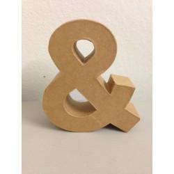 Simbolo in Cartone Glorex - &
