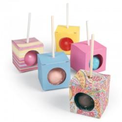 Fustella Sizzix Bigz L WWC - Box, Cake Pop