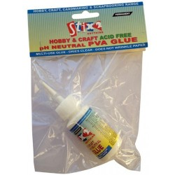 Hobby & craft PVA glue 30ml - Stix2