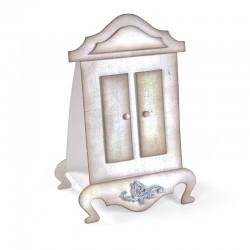 Fustella Sizzix Treat Bag Cover, Armoire