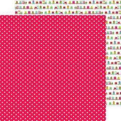 Carta Doodlebug - Santa Express - Merry Mistletoe