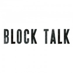 Fustella Sizzix XL T.Holtz - Block Talk Capital