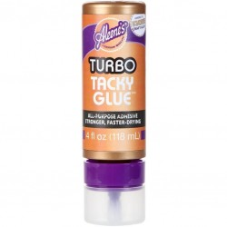 Colla tacky glue Aleene's 118ml Turbo