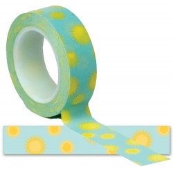 Washi Tape - Queen & Co - Summer Sunshine