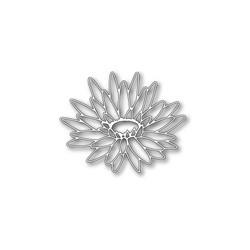 Fustella Memory box - Blooming lotus outline