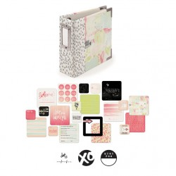 Album Kit We r Memory Keepers - Love Notes