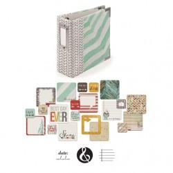 Album Kit We r Memory Keepers - Shine