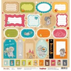 Carta ScrapBerry's - Basik & Ko - cards 3