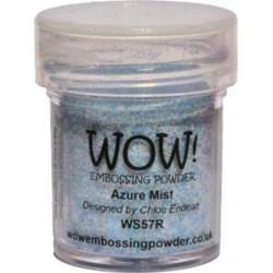 Wow! - Glitter Azure Mist