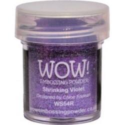 Wow! - Glitter Shrinking Violet