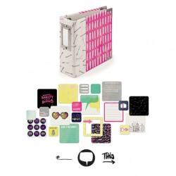 Album Kit We r Memory Keepers - It Factor