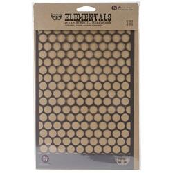 Stencil Prima - Honeycomb