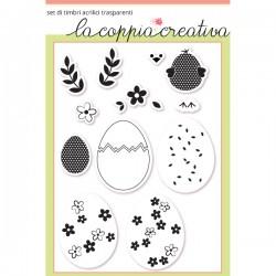 Timbri La Coppia Creativa - Buona Pasqua