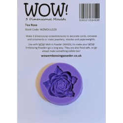 Wow! - Stampo in silicone - Tea Rose