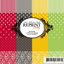 Reprint Hobby 6x6 pad - Basic Collection Bright