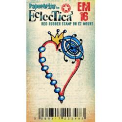 Timbro Cling Paper Artsy Eclectica - Mini 16
