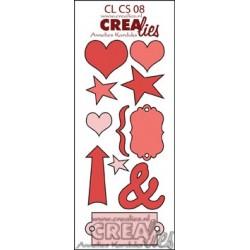 Fustella CreaLies - Misto Simboli