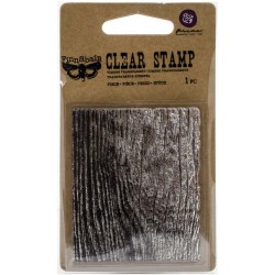 Timbro clear Finnabair - Wood