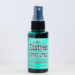 Inchiostro Distress Stain Spray - Cracked Pistachio