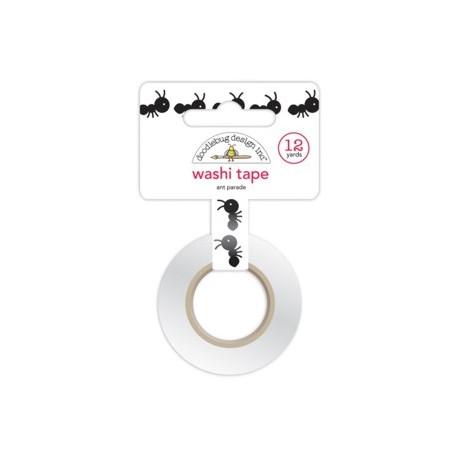 Washi Tape - Doodlebug design - Ant Parade