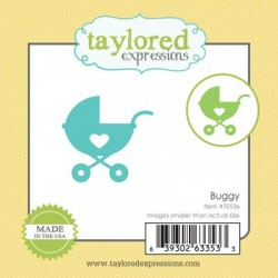 Fustella Taylored Expressions - Buggy