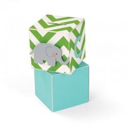 Fustelle Sizzix Block/Cube/Bank