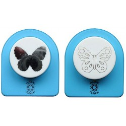 Floral Punch - Nellie Snellen - Butterfly 1 Jumbo