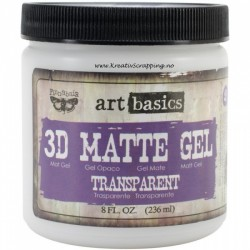Finnabair - 3D Matte Gel