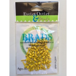 Brads ferma campione Eyelet Outlet - Yellow