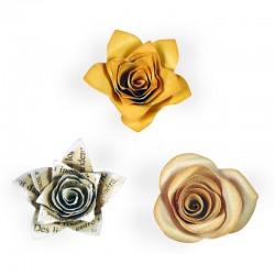 Fustella Sizzix Bigz - Flowers, 3-D 3