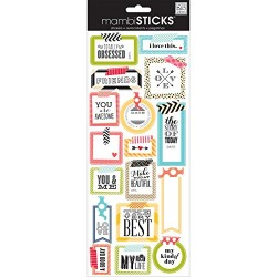 Stickers Me&My Big Ideas - Mambi Sticks