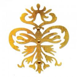 Fustella Sizzix Sizzlits -  Ornamental Crest