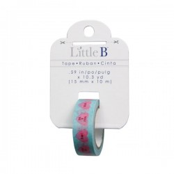 Washi Tape Little B - Coversation Hearts