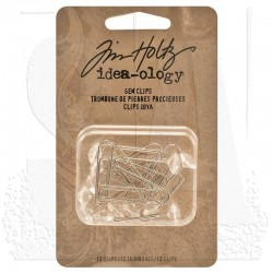 Tim Holtz - idea-ology - Gem Clips