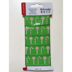 Nastro Artemio - Natale Verde