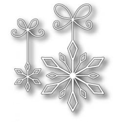 Fustella Memory box - Precious Snowflakes