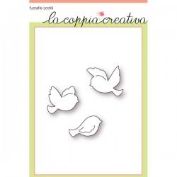 Fustella La Coppia Creativa - Piccoli Uccelli