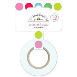 Washi Tape - Doodlebug design - Deck The Halls