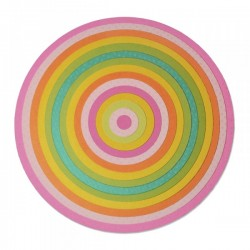 Fustella Sizzix Framelits Plus  - Circles