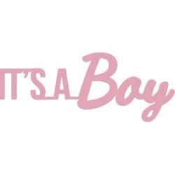 Fustella KaiserCraft - It's a Boy