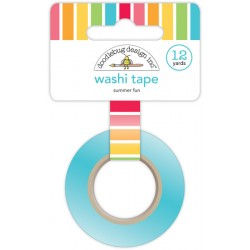 Washi Tape - Doodlebug design - Summer Fun