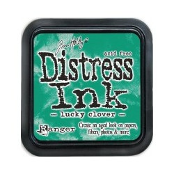 Tampone distress - Lucky Clover