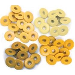 Occhielli per foratrice  We R - Wide Yellow