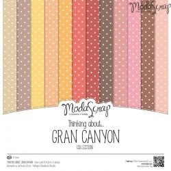 Kit carte ModaScrap - Thinking About... Gran Canyon