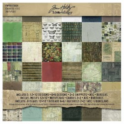 Kit Carte Tim Holtz - idea-ology - Crowed Attic