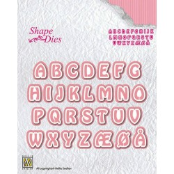 Fustella Nellie Snellen - Alphabet-3
