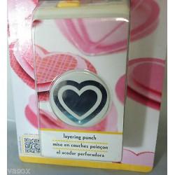 Punch Ek Tools - Heart