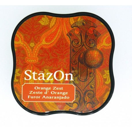 Tampone stazon - Orange Zest
