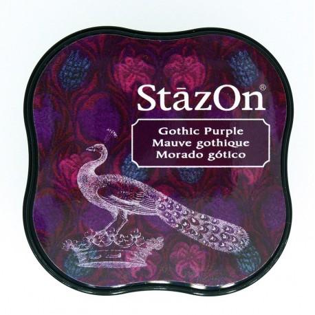 Tampone stazon - Gothic Purple